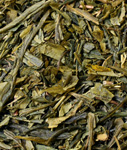 Organic青柳番茶パッケージ