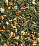 Organic玄米茶パッケージ